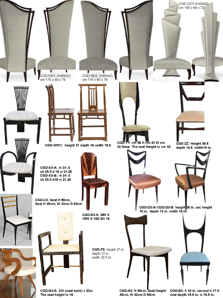 Muebles Le Grand Dining Chair